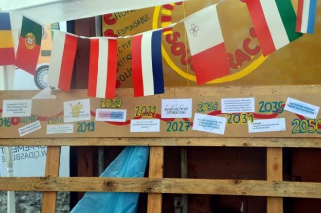 La Caravane était à Esperanzah pour sensibiliser au préjugés culturels