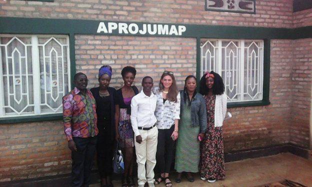 voyage solidaire au Rwanda